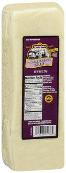 Springfield® Monterey Jack Cheese