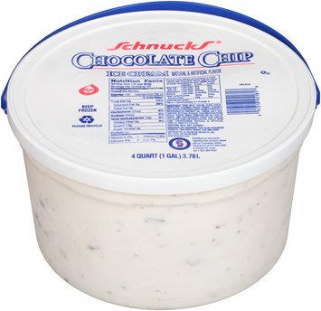 Schnucks® Chocolate Chip Ice Cream 4 qt. Pail