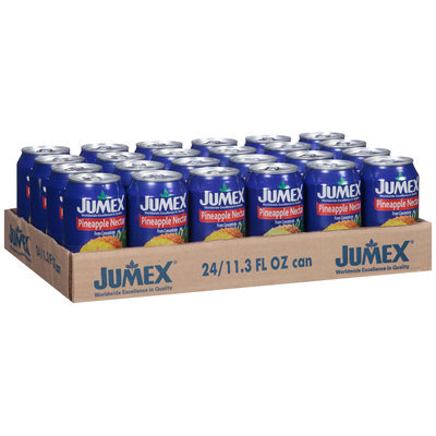 Jumex® Pineapple from Concentrate Nectar 24-11.3 fl. oz. Cans