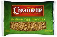 Creamette® Medium Egg Noodles 12 oz. Bag