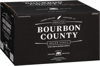 Goose Island Bourbon County Stout Beer 6 x 4-12 fl. oz. Bottles