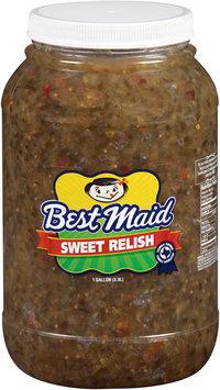 Best Maid® Sweet Relish 1 gal. Plastic Jar