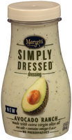 Marzetti® Simply Dressed® Avocado Ranch Dressing 12 fl. oz. Bottle