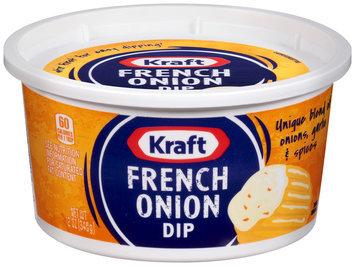 Kraft French Onion Dip 12 oz. Tub