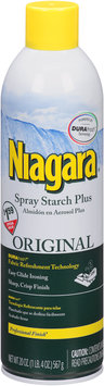 Niagara® Original Spray Starch Plus Durafresh™ Professional Finish® 20 oz. Bottle