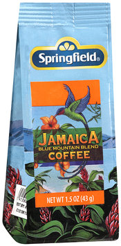 Springfield® Jamaica Blue Mountain Blend Coffee 1.5 oz
