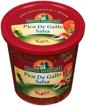 Santa Barbara® Pico De Gallo Medium Salsa by Sabra® 24 oz. Tub