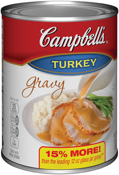 Campbell's® Turkey Gravy 13.8 oz. Can