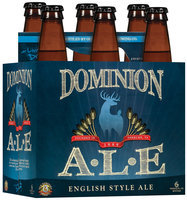 Dominion English Style Ale Beer