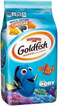 Pepperidge Farm® Goldfish® Baked Cheddar Snack Crackers 6.6 oz Bag