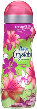 Purex® Crystals Fabulously Fresh™ In-Wash Fragrance Booster 18 oz. Bottle