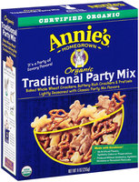 Annie's®  Homegrown Organic Traditional Party Mix