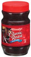 Schnucks Classic Roast Instant Coffee 8 Oz Jar