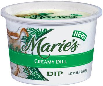 Marie's Creamy Dill Dip 15.5 Oz Tub
