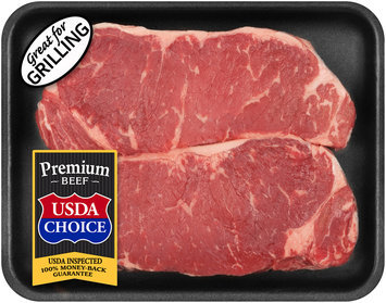 Tyson Beef Choice New York Strip