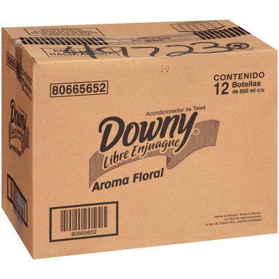 Downy® Libre Enjuague™ Aroma Floral 12-28.7 fl. oz. Bottles