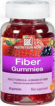 Nutrition Now® Fiber Gummies 60 ct. Bottle