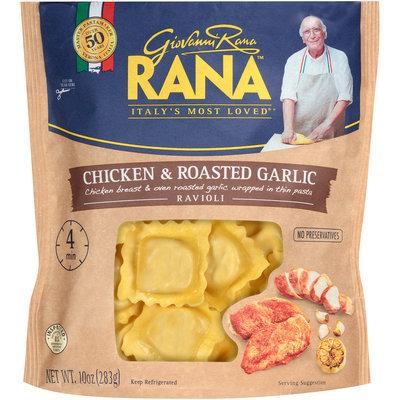 Rana™ Chicken & Roasted Garlic Ravioli 10 oz. Stand-Up Bag