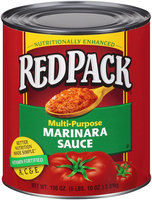 Redpack® Multi-Purpose Marinara Sauce 106 oz.