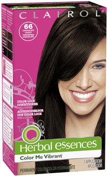 Herbal Essences Color Me Vibrant Hair Color 066 Chocolate Velvet 1 Kit Box