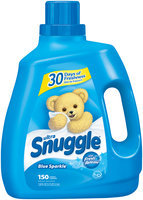 Ultra Snuggle® Blue Sparkle® Liquid Fabric Softener 120 fl. oz. Jug