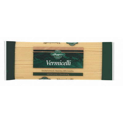 Haggen Vermicelli Pasta 22 Oz Bag