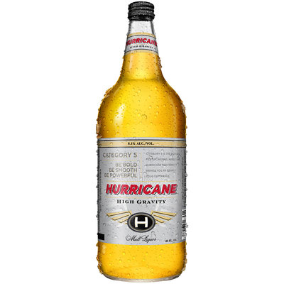 Hurricane High Gravity Beer