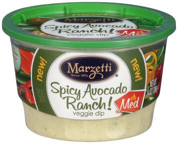 Marzetti® Spicy Avocado Ranch! Veggie Dip 14 oz. Tub