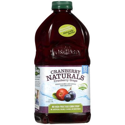Old Orchard® Cranberry Naturals® Cranberry Grape Juice Cocktail 64 fl. oz. Plastic Bottle.
