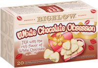 Bigelow® White Chocolate Obesession® Tea Bags 20 ct Box