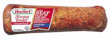 HORMEL ALWAYS TENDER Filet of Sirloin Teriyaki Beef