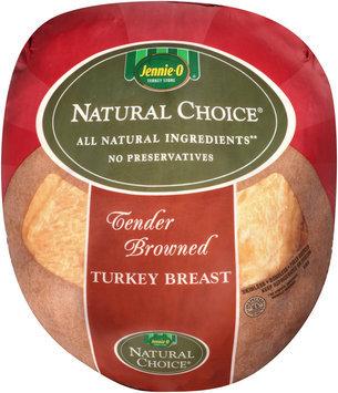 Jennie-O Turkey Store® Natural Choice® Tender Browned Turkey Breast