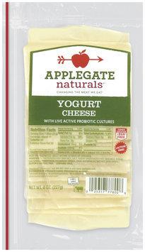 Applegate Farms® Naturals® Yogurt Cheese 8 oz