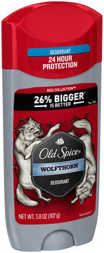 wild collection old spice wild collection wolfthorn scent men's deodorant
