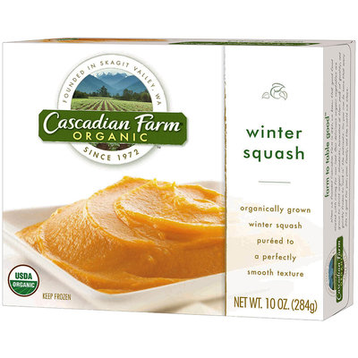 Cascadian Farm® Organic Winter Squash 10 oz. Box