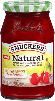 Smucker's® Natural Cherry Fruit Spread 17.25 oz. Jar