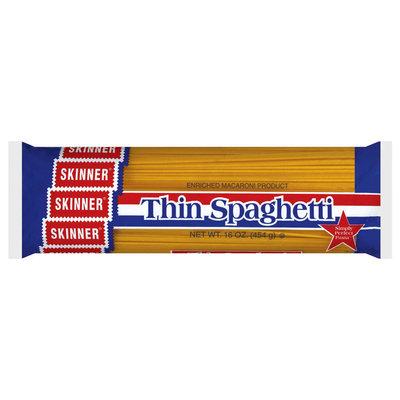 Skinner   Thin Spaghetti 16 Oz Bag