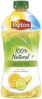 Lipton® 100% Natural Green Tea with Citrus