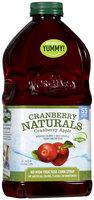 Old Orchard® Cranberry Naturals® Cranberry Apple Juice Cocktail 64 fl. oz. Plastic Bottle.