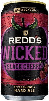 Redd's® Wicked Black Cherry Hard Ale 10 fl. oz. Can