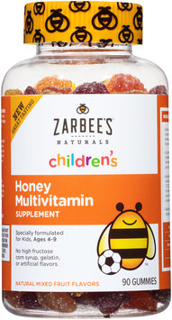 Zarbee's® Naturals Children's Honey Multivitamin Supplement 90 ct. Bottle