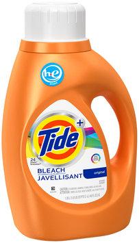 Tide HE Original with Bleach Alternative 1.36L 24 loads