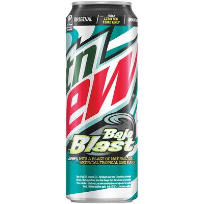 Mountain Dew® Baja Blast™ 24 fl. oz. Can