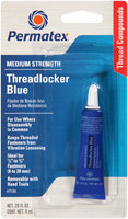 Permatex® Medium Strength Threadlocker Blue 20 fl. oz. Tube