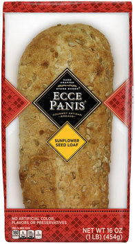 Ecce Panis® Sunflower Seed Loaf Bread 16 oz. Pack