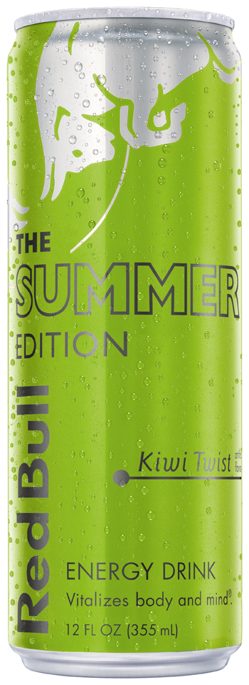 Red Bull® The Summer Edition Kiwi Twist Energy Drink