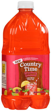 Country Time Strawberry Lemonade 64 fl. oz. Bottle