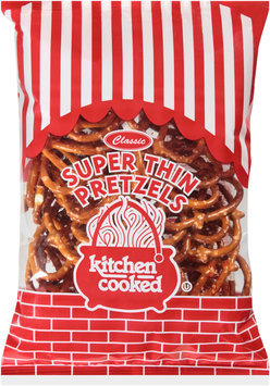 Kitchen Cooked Classic Super Thin Pretzels 4 oz. Bag