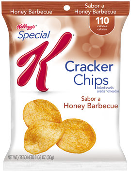 Kellogg's® Special K® Honey Barbecue Cracker Chips 1.06 oz. Bag