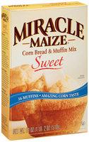 Miracle Maize® Sweet Corn Bread & Muffin Mix 18 oz. Box